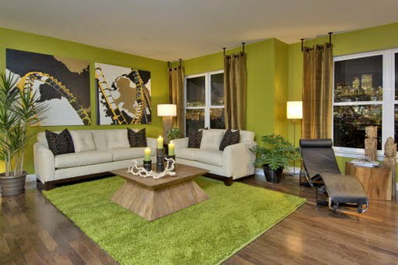 Modern Living Room Interior Designs 2012 (4)