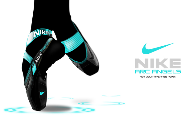 Nike Pointe Shoes - Arc Angel - Pointe Shoes
