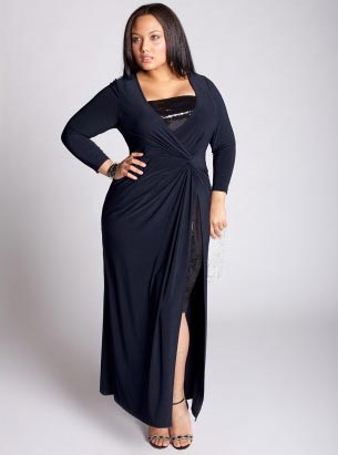Plus-Size-Evening-Dresses-Michelle-Gown-in-Navy