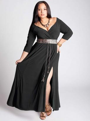 Plus-Size-Evening-Dresses-Rebecca-Gown-in-Black