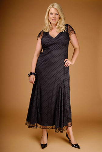 Upscale Plus Size Maxi Dresses 2012 (3)