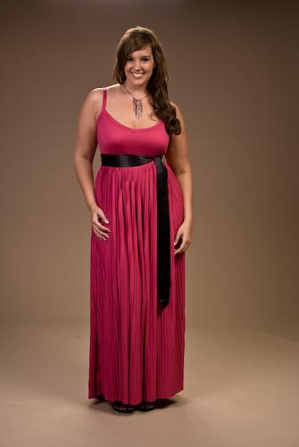 Upscale Plus Size Maxi Dresses 2012 (4)