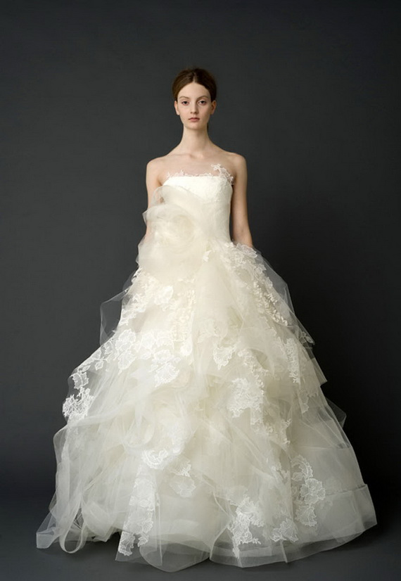Vera Wang Wedding Dresses 2012 (2)