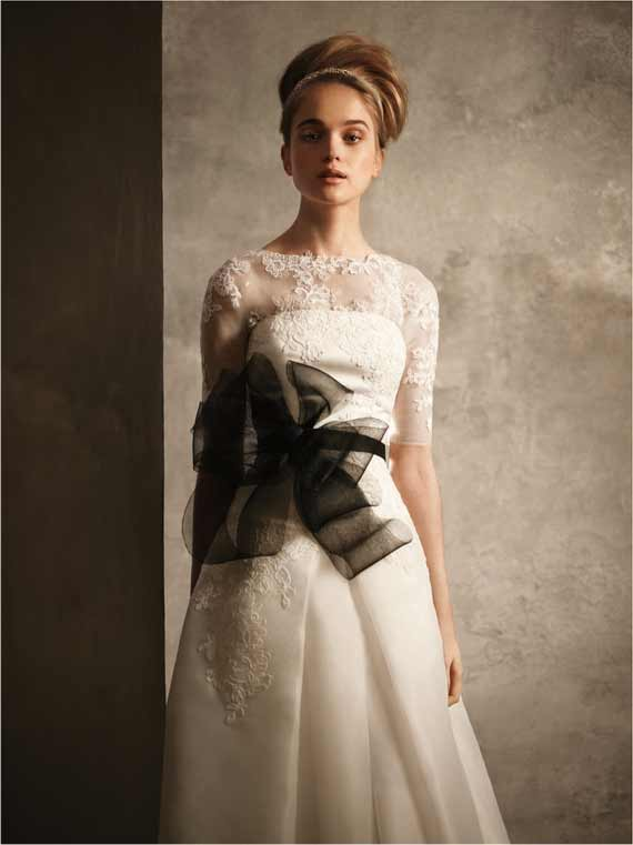 Vera Wang Wedding Dresses 2012 (3)