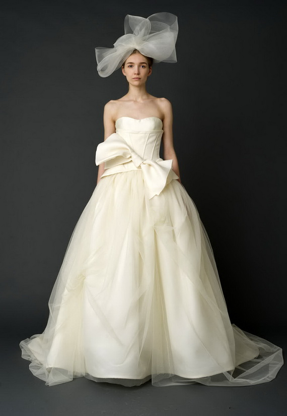 Vera Wang Wedding Dresses 2012 (5)