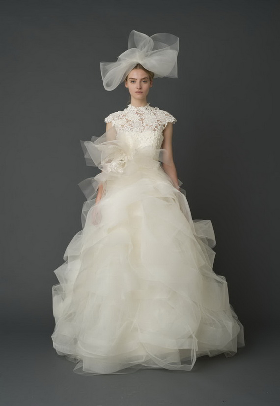 Vera Wang Wedding Dresses 2012 (8)