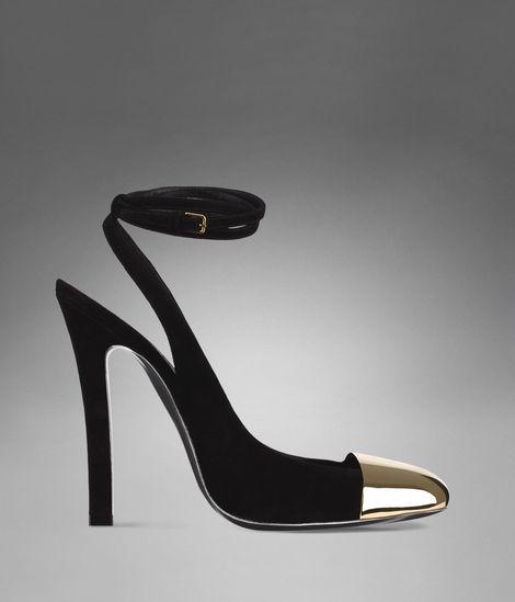 Yves Saint Laurent Shoes – YSL Pumps 2012 (1)