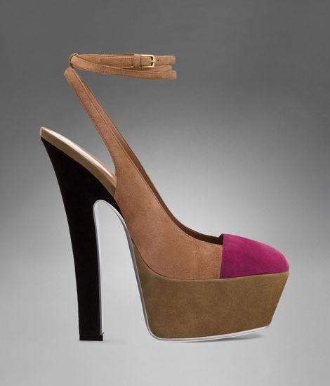 Yves Saint Laurent Shoes – YSL Pumps 2012 (3)