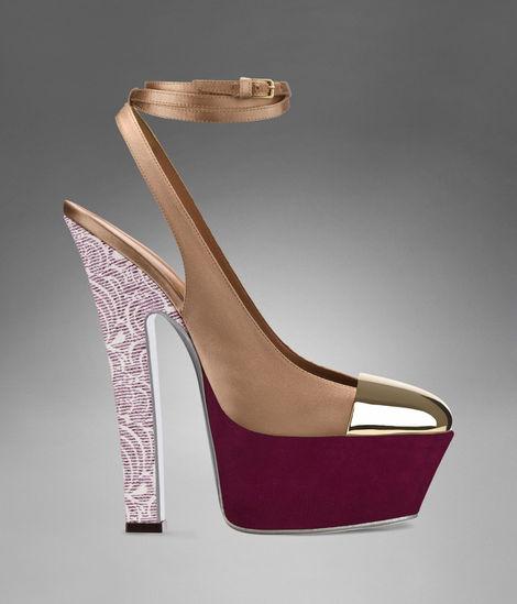 Yves Saint Laurent Shoes – YSL Pumps 2012 (4)