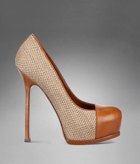 Yves Saint Laurent Shoes – YSL Pumps 2012 (6)