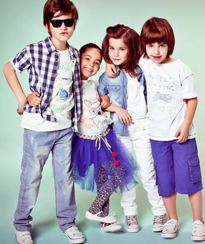 cotton kids clothes summer 2012_1