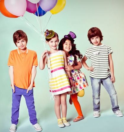 cotton kids clothes summer 2012_2