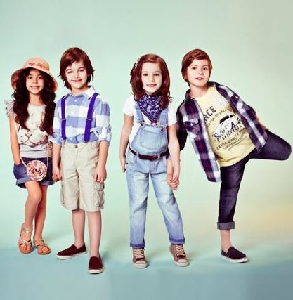cotton kids clothes summer 2012_3