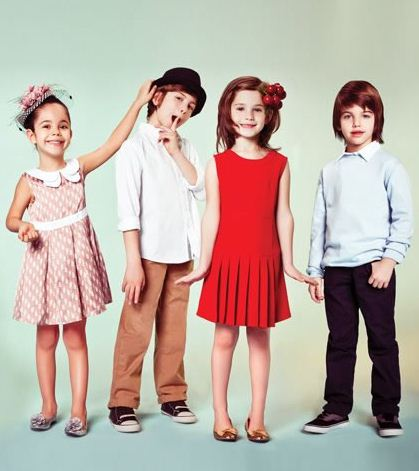 cotton kids clothes summer 2012_5