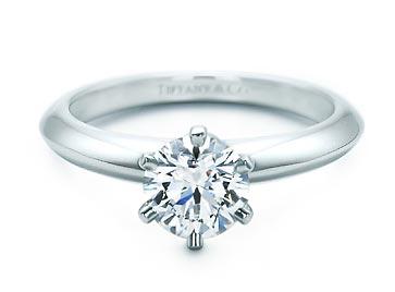 Tiffany engagement rings