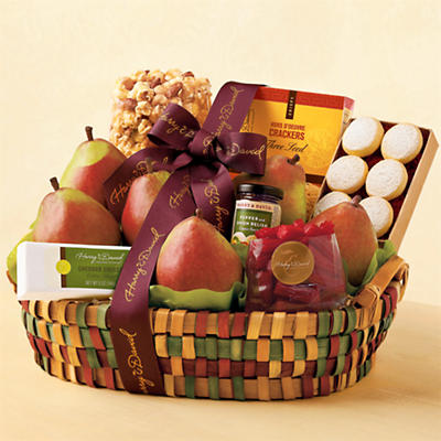 2012 Father's Day Gift-Creekside Gift Basket