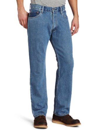 2012 Father's Day Gift-Levi's 505 regular fit men jeans