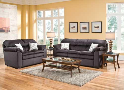 Aaron's Furniture Broadway Living Room Group