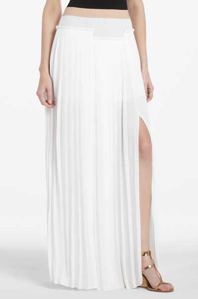 BCBG-Women's-Maxi-Skirts-2012-Dillon-Pleated-Paneled-Maxi-Skirt