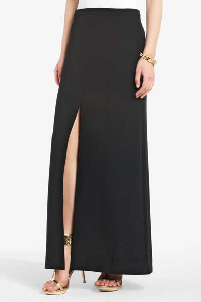BCBG-Women's-Maxi-Skirts-2012-Parker-high-slit-maxi-skirt
