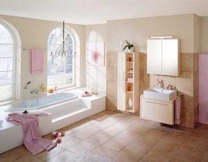 Bathroom Decorating Ideas 2012-Pink Bathroom Decorating Ideas