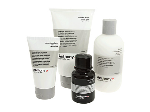 Father's Day Gifts 2012-Anthony Logistics Logistics The Perfect Shave Kit