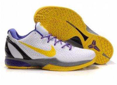 Kobe Bryant Shoes - Nike Zoom Kobe Shoes-7