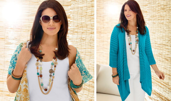 Laura Plus Size Clothing Summer 2012