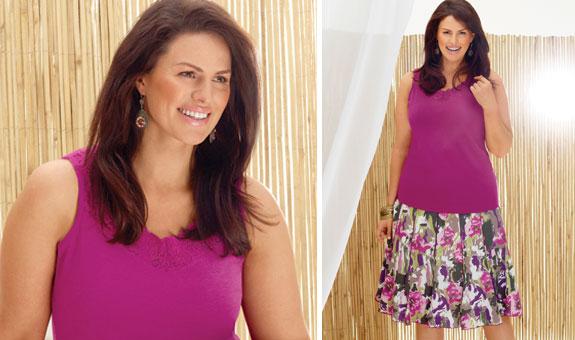 Laura Plus Size Clothing Summer 2012_1