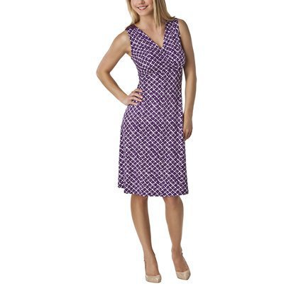 Memorial Day 2012-Merona Petites Lace Yoke Knit Dress