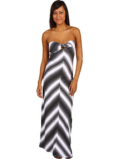 Memorial Day 2012-Roxy Juniors Desert Beach Strapless Maxi dress