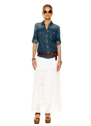 Michael-Kors-Crochet-Eyelet-Skirt