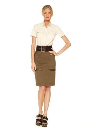 Michael-Kors-Stretch-Twill-Pencil-Skirt