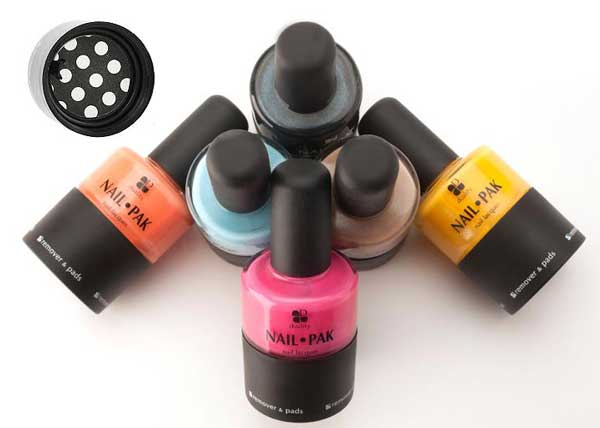 Nail Pak All in One Nail Polish System