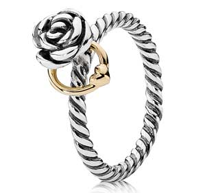 Pandora Jewelry Rings Collection 2012