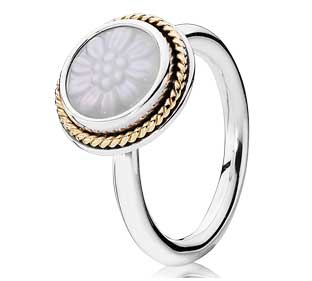 Pandora Jewelry Rings Collection 2012_6