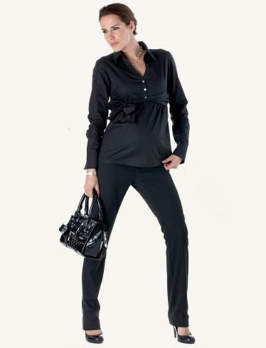 maternity work clothes 2012_1