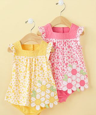 Baby Girls Clothing Summer - Baby girls clothes