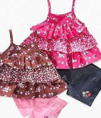 Baby Girls Clothing Summer 2012