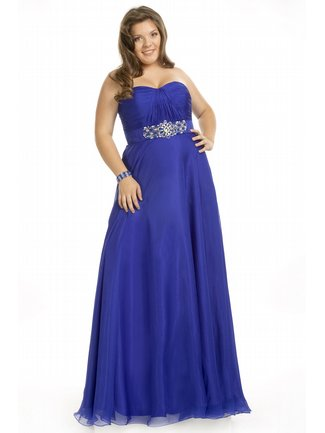 Maxi Dress on Plus Size Prom Dresses 2012 2
