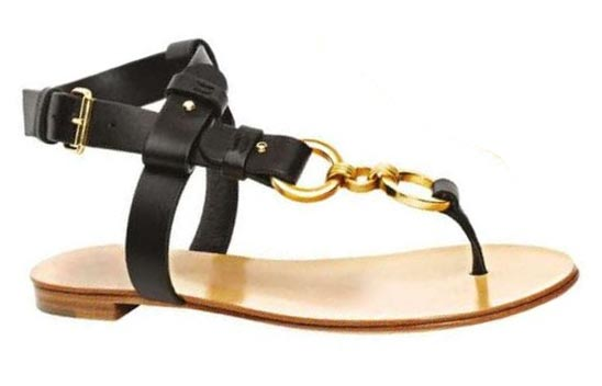 Women Flat Sandals Summer Trends 2012
