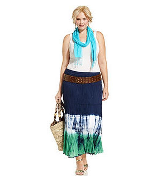 Style&co-Plus-Size-Skirt,-Dip-Dye-Tiered-Maxi