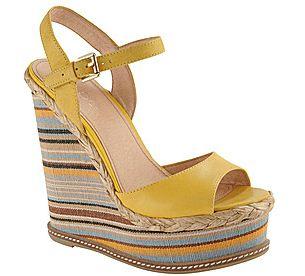 aldo women's wedge sandals 2012