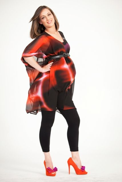 pregnancy fashion trends 2012_2