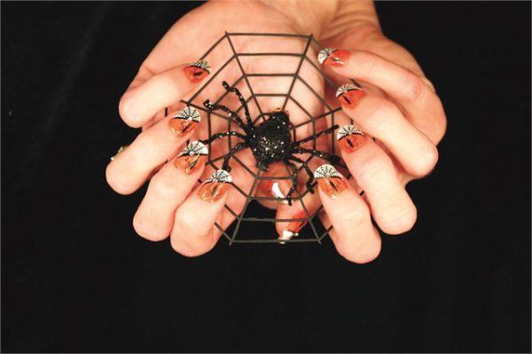 halloween nail art designs_4