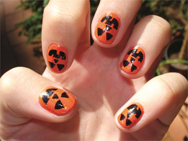 halloween nail art designs_5