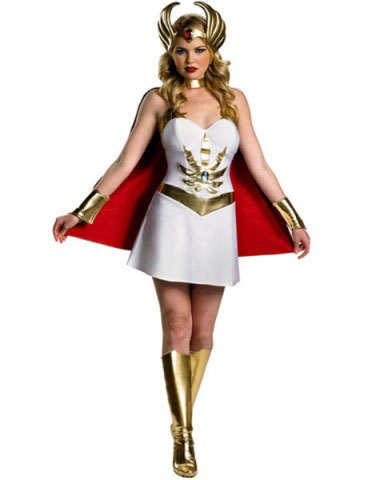 Womens Halloween Costume Ideas Disguise Adult She Ra Costume