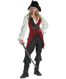 Womens Halloween Costume Ideas Disguise Elizabeth Pirate Costume