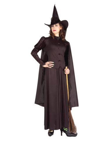 Womens Halloween Costume Ideas Novelties Classic Witch Adult Costume