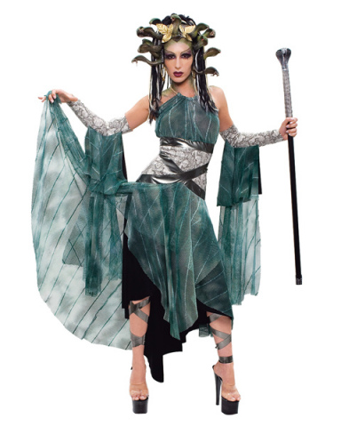 Womens Halloween Costume Ideas Paper Magic Women's Medusa Costume